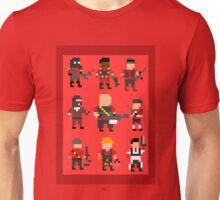 Team Fortress 2 8-Bit Red Team Unisex T-Shirt