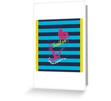 sailor love Greeting Card