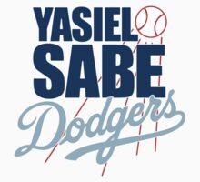 Yasiel Puig Sabe Los Angeles Dodgers by zeech