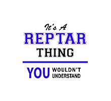 It's a REPTAR thing, you wouldn't understand !! by thestarmaker