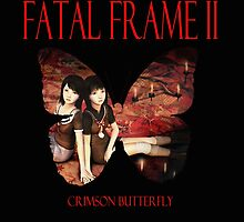 Fatal Frame 2 Crimson Butterfly by DemonCalcifer