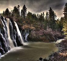 Burney Falls by Ben Pacificar