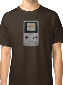 Gameboy for life Classic T-Shirt