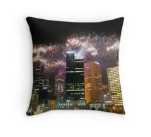 Commonwealth Games Closing Ceremony, Melbourne, 2006 Throw Pillow