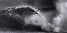 Winter Waves At Pipeline 19 by Alex Preiss