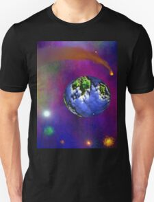 Space Odessey No 02 T-Shirt