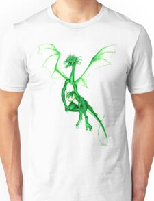 Springtime green dragon T-Shirt