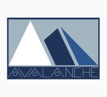 Avalanche  One Piece - Short Sleeve