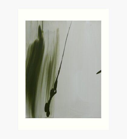 Leaping Art Print