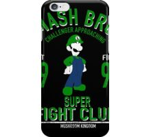 Mushroom Kingdom Fighter 2 iPhone Case/Skin
