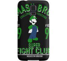 Mushroom Kingdom Fighter 2 Samsung Galaxy Case/Skin