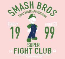 Mushroom Kingdom Fighter 2 Kids Clothes