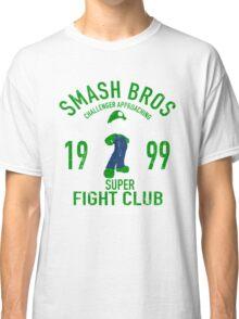 Mushroom Kingdom Fighter 2 Classic T-Shirt