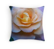 mum's flower Throw Pillow
