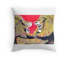 Fight for Pride Throw Pillow