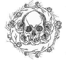 dead roses by jessicampos