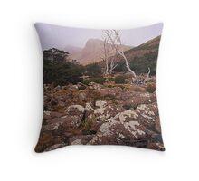Ben Lomond - Tasmania Throw Pillow