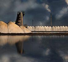 Industrial Salt by Graham Jones