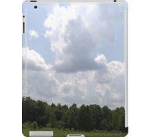 HDR Composite - Brambles in Nature Preserve iPad Case/Skin