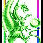 The Green Beast by dimarie