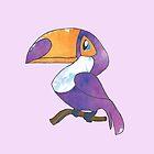 Toucan by Todd Fischer
