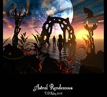 Astral Rendezvous by Dreamscenery