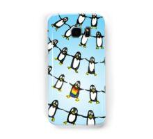 Penguin Fibonacci Samsung Galaxy Case/Skin