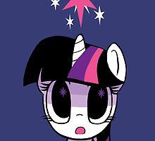 Twilight Sparkle by puddiponi