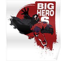 Big Hero! Poster