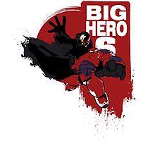 Big Hero! Photographic Print