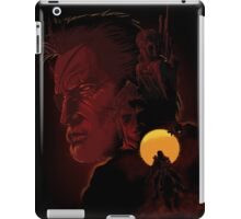 Metal Gear 80's Movie Poster iPad Case/Skin