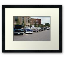 Mini Classics Framed Print