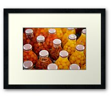 Hot n Spicy Framed Print