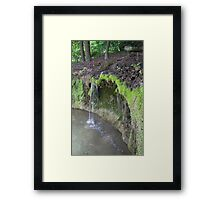 HDR Composite - Charles Chubb Conservationist Memory Pool 2 Framed Print