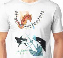 Sunken Ship Unisex T-Shirt