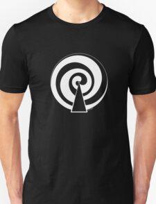 Mandala 9 Simply White Unisex T-Shirt