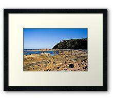 Tathra Beach Framed Print