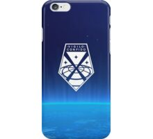 Vigilo Confido XCOM Case iPhone Case/Skin