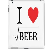Root Beer iPad Case/Skin