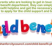 Child Benefit Number-Securing and Protecting Your Child's Tomorrow by Shawnbrowns