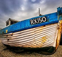 Fishing Boat by TonyPriestley