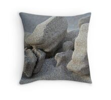 Sandpeople Throw Pillow