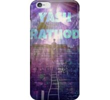 Yash Rathod CASE iPhone Case/Skin