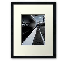 Vanished Framed Print