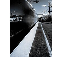 Vanished Photographic Print