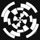 Mandala 10 Simply White by sekodesigns