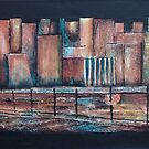 Cityscape by MARTIN LITHGOW