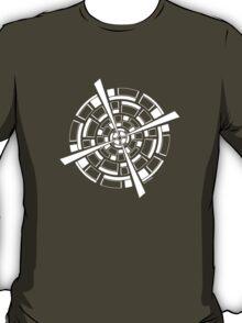 Mandala 26 Simply White T-Shirt