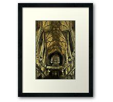 The Organ Framed Print