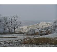 dales morning Photographic Print